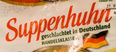 Suppenhuhn - Inhaltsstoffe