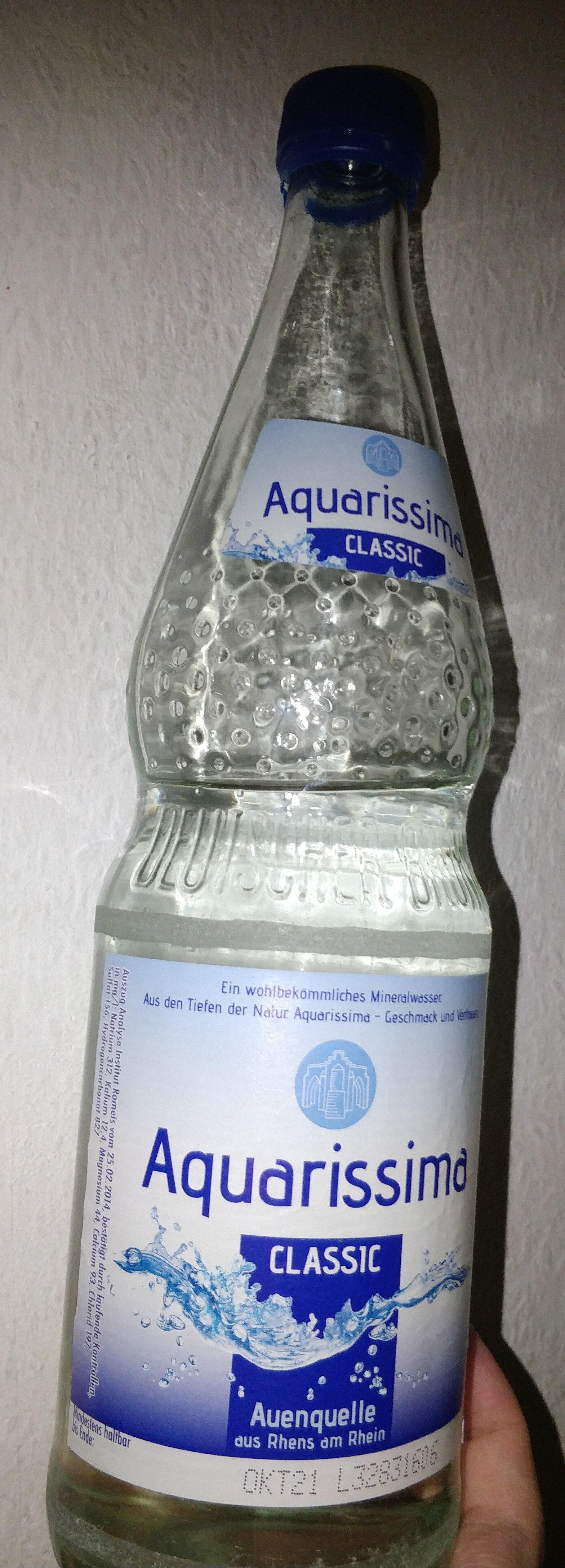 Aquarissima Classic - Product - de