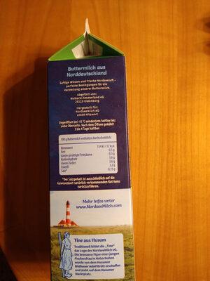 Frische Buttermilch - Product - de