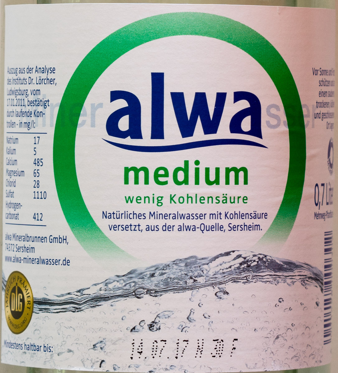 alwa medium - Produit