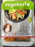 Vegetaria Vegetarische Nuggets - Produit - fr