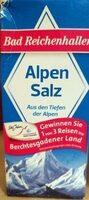 Alpen Salz - Produit - de