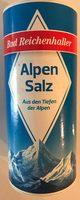 Sel Des Alpes Naturel - Produit