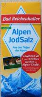 Alpen JodSalz ( Fluorid) - Producto