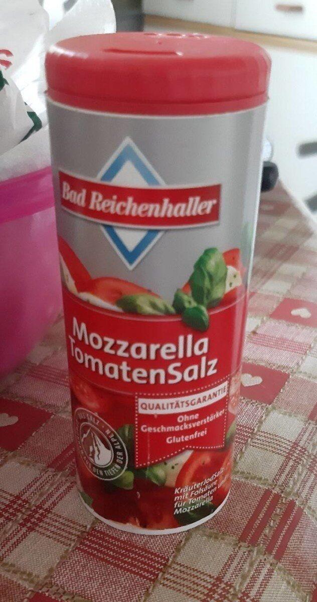 Bad Reichenhaller Tomaten-Mozzarella Salz - Product - de