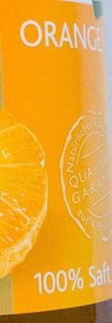 Hohes C Orange - Ingrediënten - de