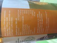 Hohes C Orange - Ingrédients