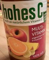 Hohes C Multivitamin - Produit