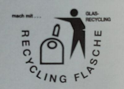 Roter Traubensaft - Istruzioni per il riciclaggio e/o informazioni sull'imballaggio - de