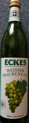Weisser Traubensaft - Produkt