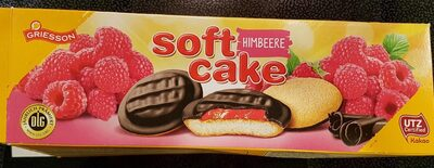 Soft Cake Himbeere - Product - fr