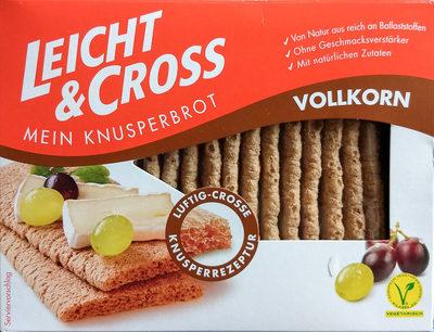 Leicht & Cross Vollkorn - Produit