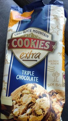 Cookies extra triple chocolate - Prodotto - fr