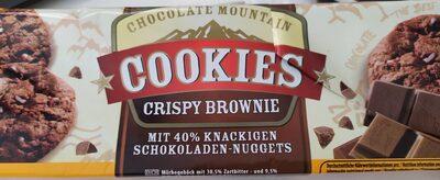 Cookie crispy brownie - Product - de
