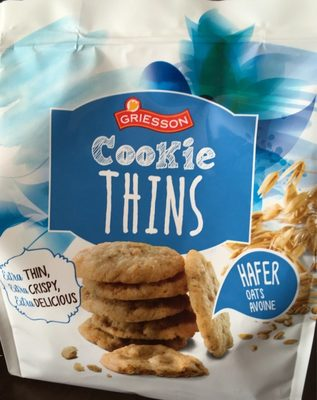 Cookie thins - Product - fr