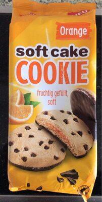 Soft Cake Cookie Orange - Prodotto - de