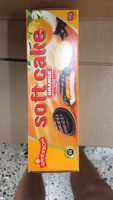 Soft Cake : Orange : Chocolat Noir - Prodotto - fr