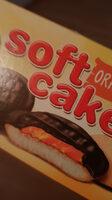 Soft Cake : Orange : Chocolat Noir - Ingredienti - fr