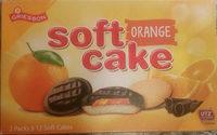 Soft Cake Orange - Product