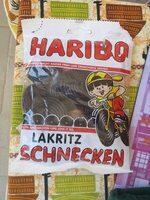 Lakritz Schnecken - Producto