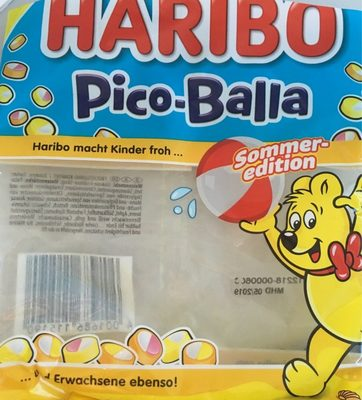 Haribo Pico-Balla - Produkt