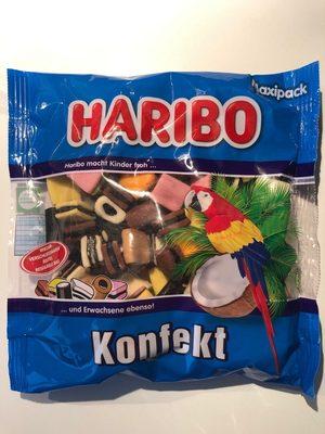 Haribo Konfekt - Produkt