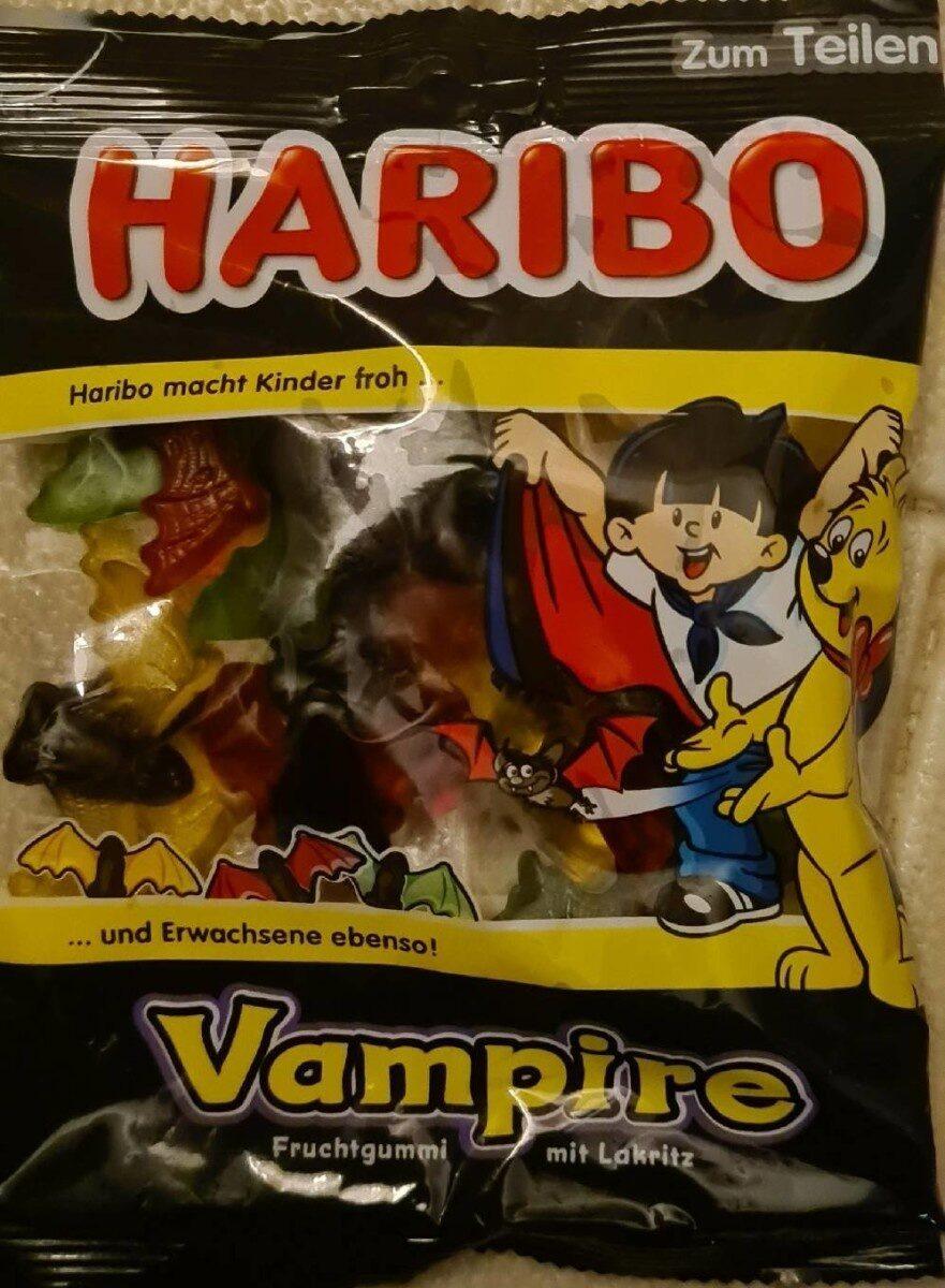 Vampires - Informations nutritionnelles - fr