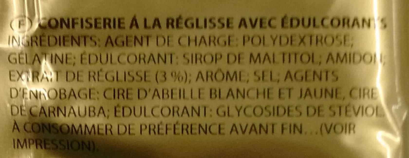 Stevi Drop - Ingredients