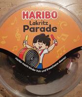Lakritz Parade - Produkt - de
