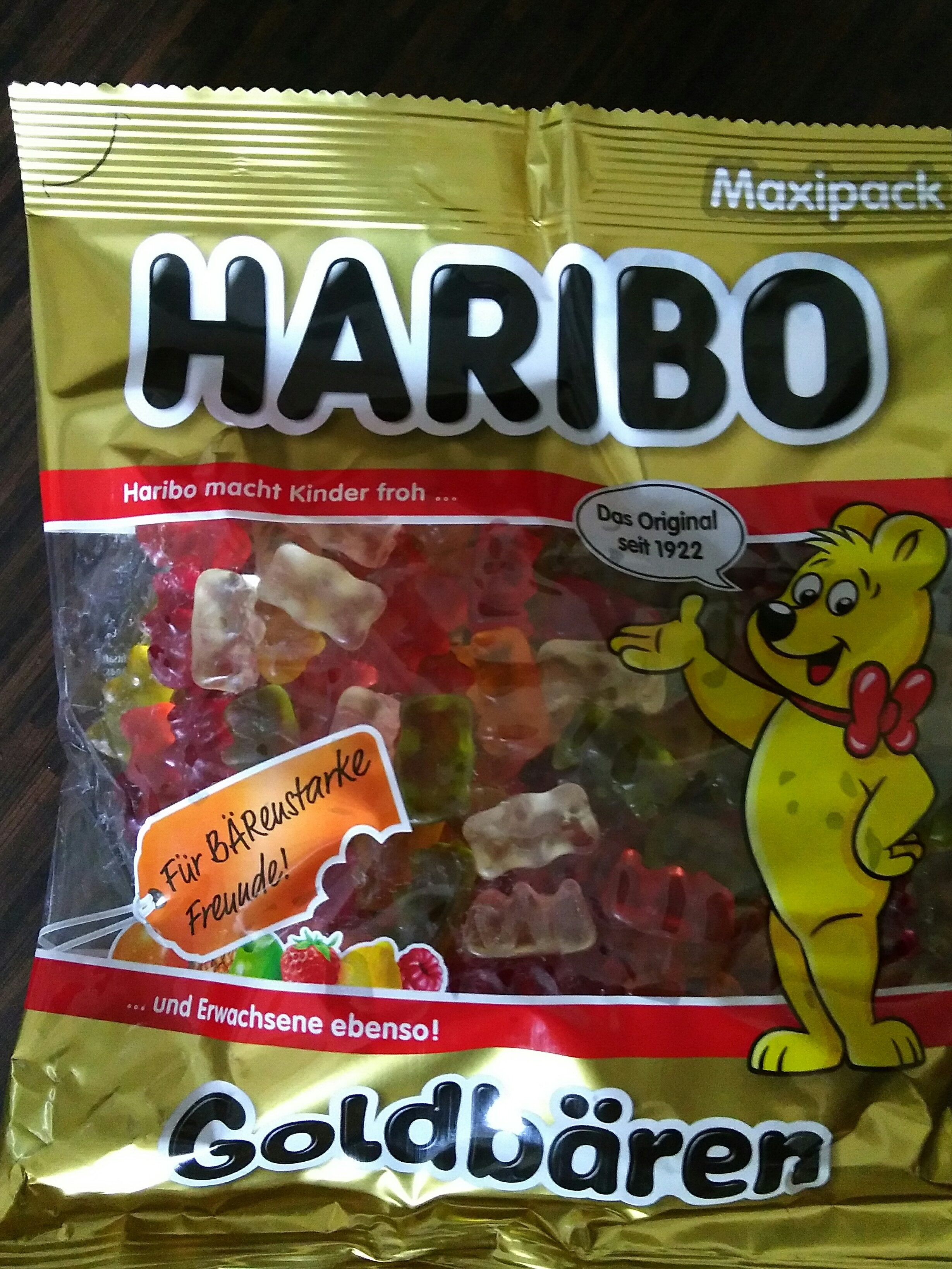 Haribo Goldbären - Product - de