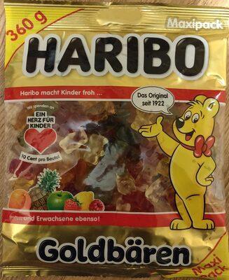 Haribo Goldbären - Prodotto - en