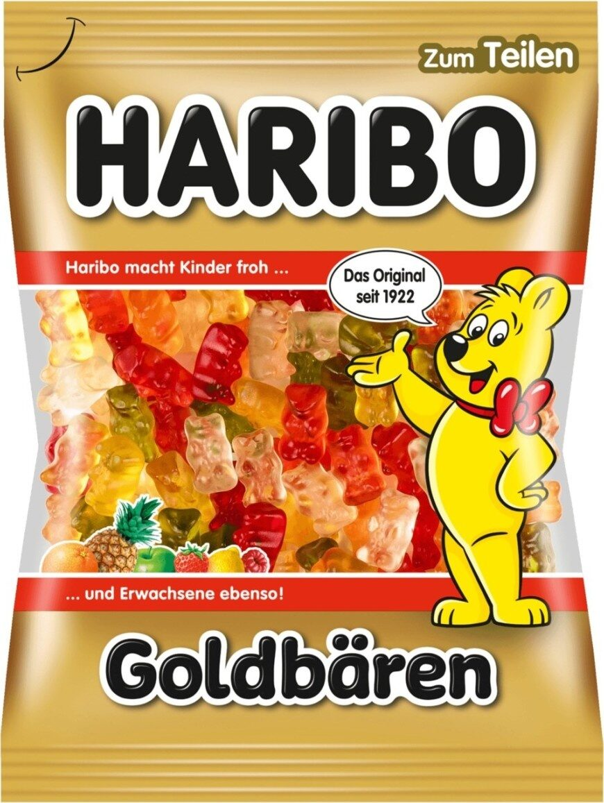 Goldbären - Produkt - de