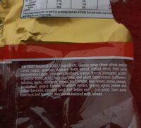 Goldbears - Ingredients - en