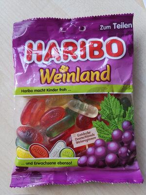 Haribo Weinland 200G - Produkt - de