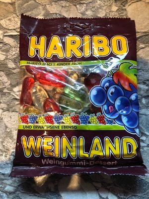 Haribo Weinland 200G - Produkt