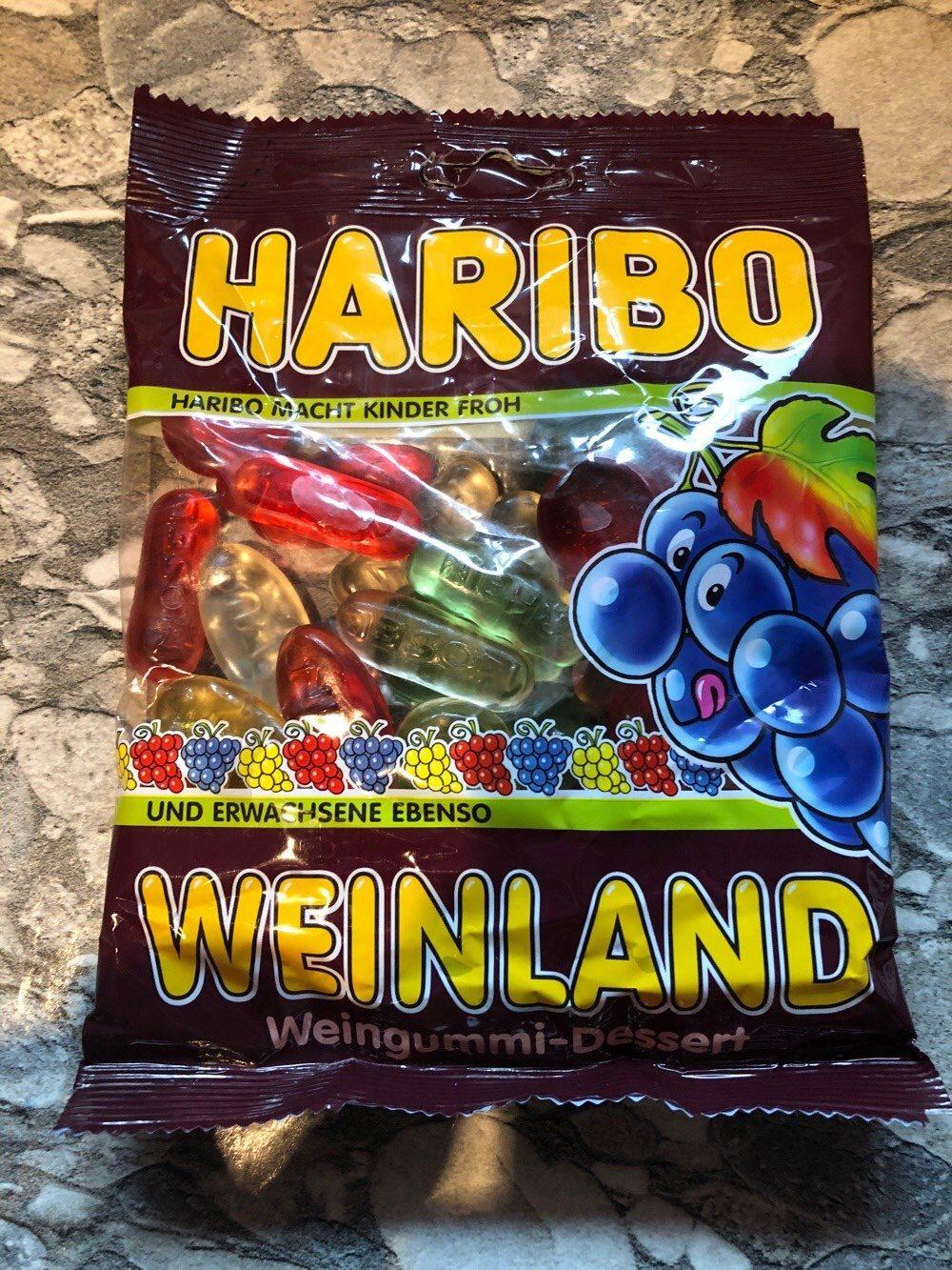 Haribo Weinland 200G - Product