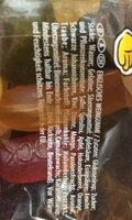 Hariono WineGumd - Ingredients