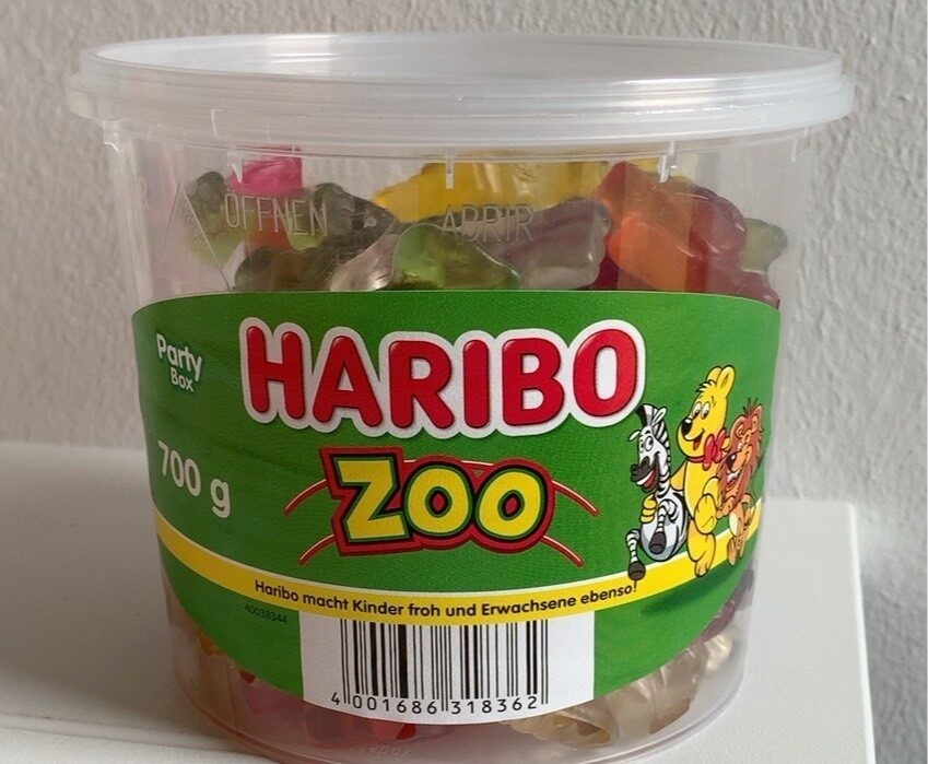 Haribo Zoo - Produkt - de