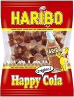Haribo Happy Cola 100G - Product - en