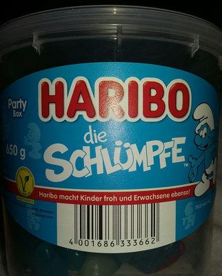 Haribo die Schlümpfe ™ - Produkt