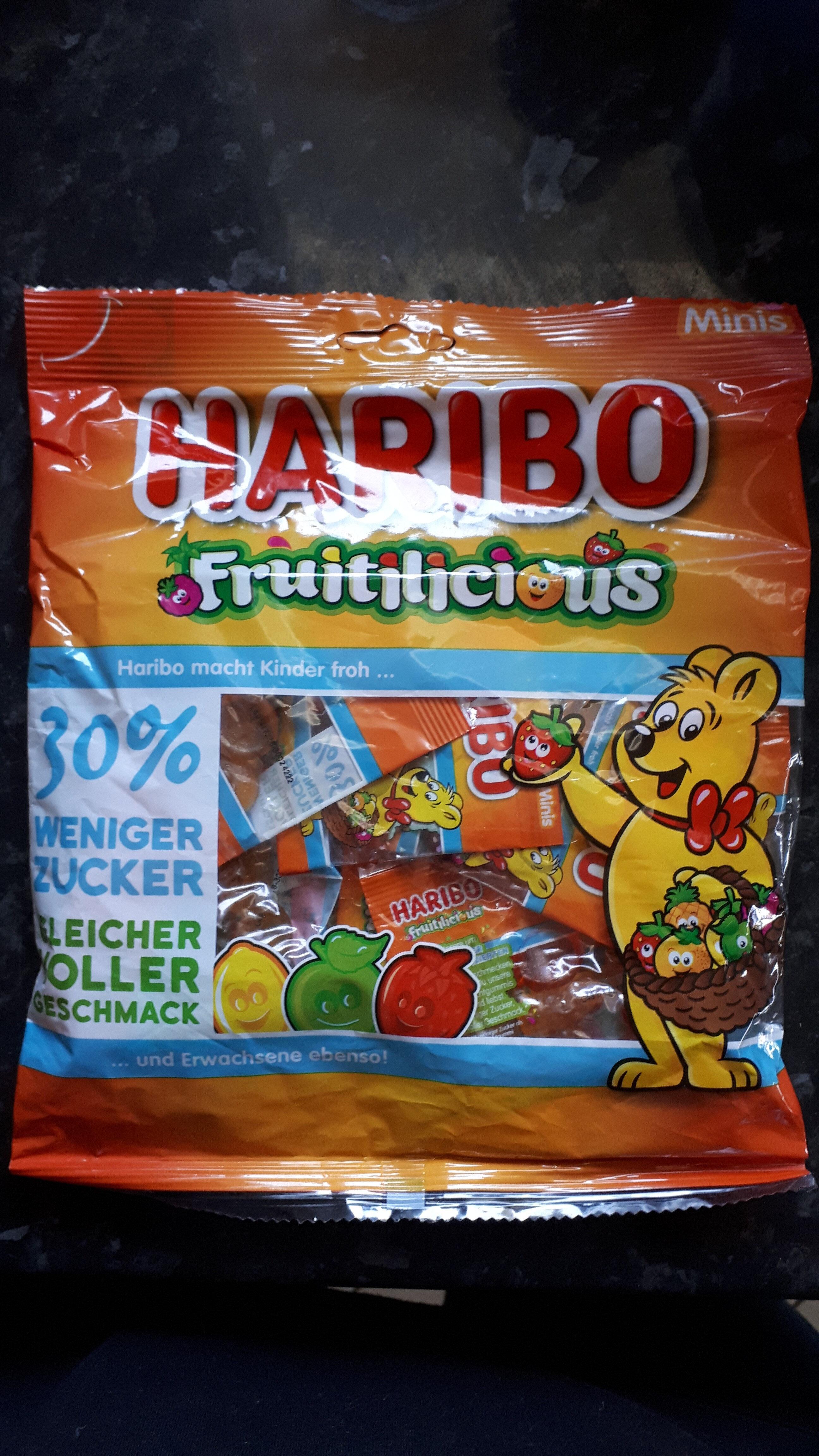 Fruitilicious - Produit - de