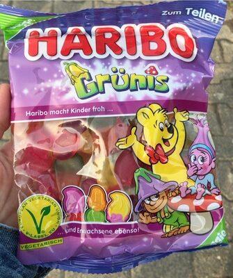 Haribo grünis - Produit