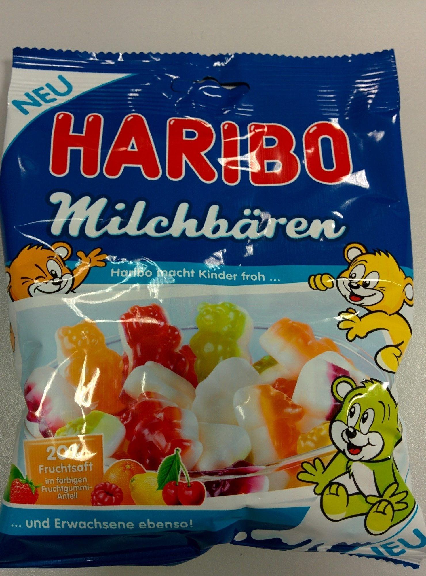 Haribo Milchbären - Product - de