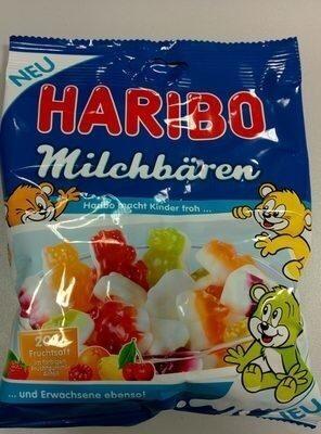 Haribo Milchbären - Produkt - de