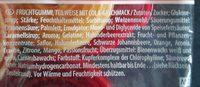 Haribo Frucht- Und Cola-schnecken - Inhaltsstoffe