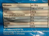 Haribo Tropifrutti Maxipack - Nutrition facts