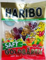 Haribo Saft Goldbären - Produkt
