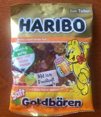 Saft-Goldbären - Produit - de