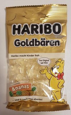 Goldbären Ananas - Product
