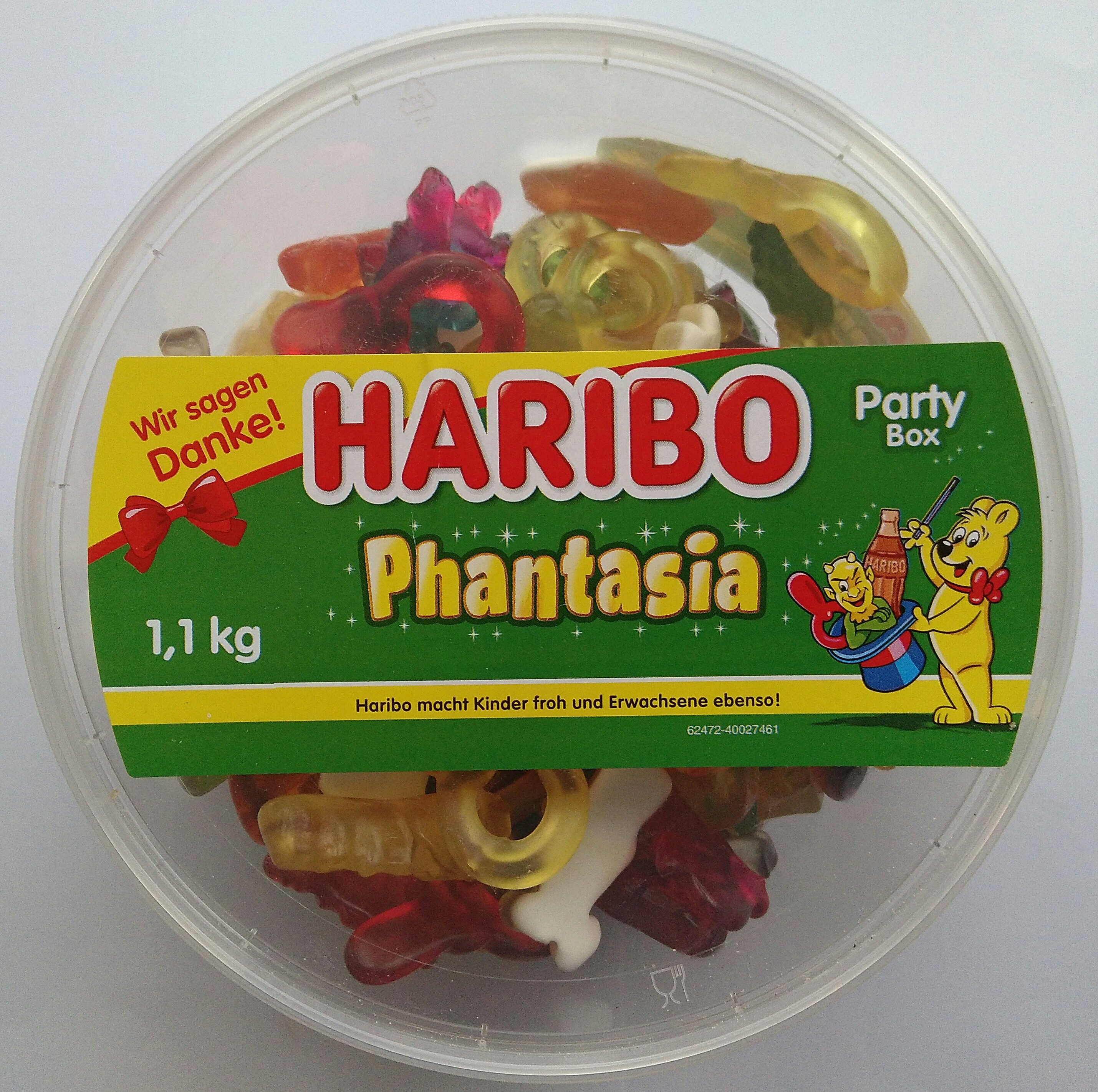 Haribo Phantasia Party Box - Produit
